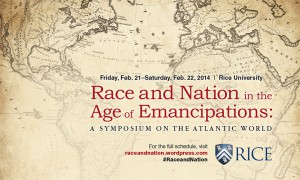 Race and Nation Flyer