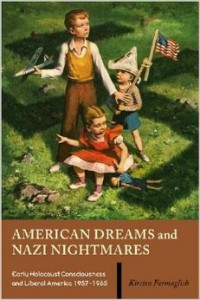 Book Cover American Dreams and Nazi Nightmares