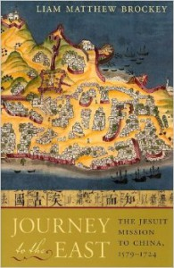Book Cover Journey to the east: the jesuit mission to china, 1579-1724
