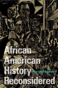 Book Cover African American History Reconsidered