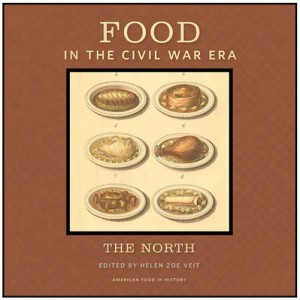 Book Cover Food in the Civil War Era: The North