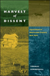 Book Cover Harvest of Dissent