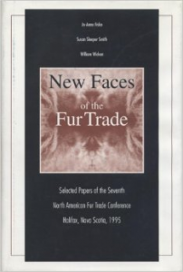 Book Cover New Faces of the Fur Trade