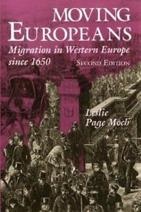 Book Cover Moving Europeans: Migration in Western Europe since 1650