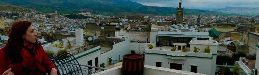 Tyrey in Fez 2015
