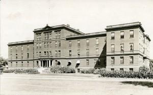 Morrill Hall circa 1913