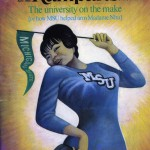 Magazine Cover Ramparts: The University on the make (or how MSU helped arm Madame Nhu)
