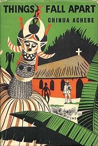 Book Cover Things Fall Apart by Chinua Achebe
