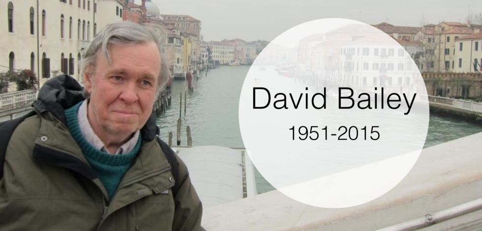 David T. Bailey