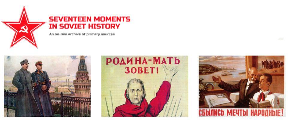 Soviet History Website
