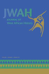 JWAH Journal Cover