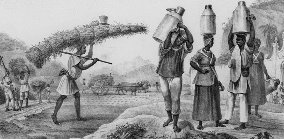 History and Matrix receive $1.5M Mellon Foundation grant for database on the historic slave trade