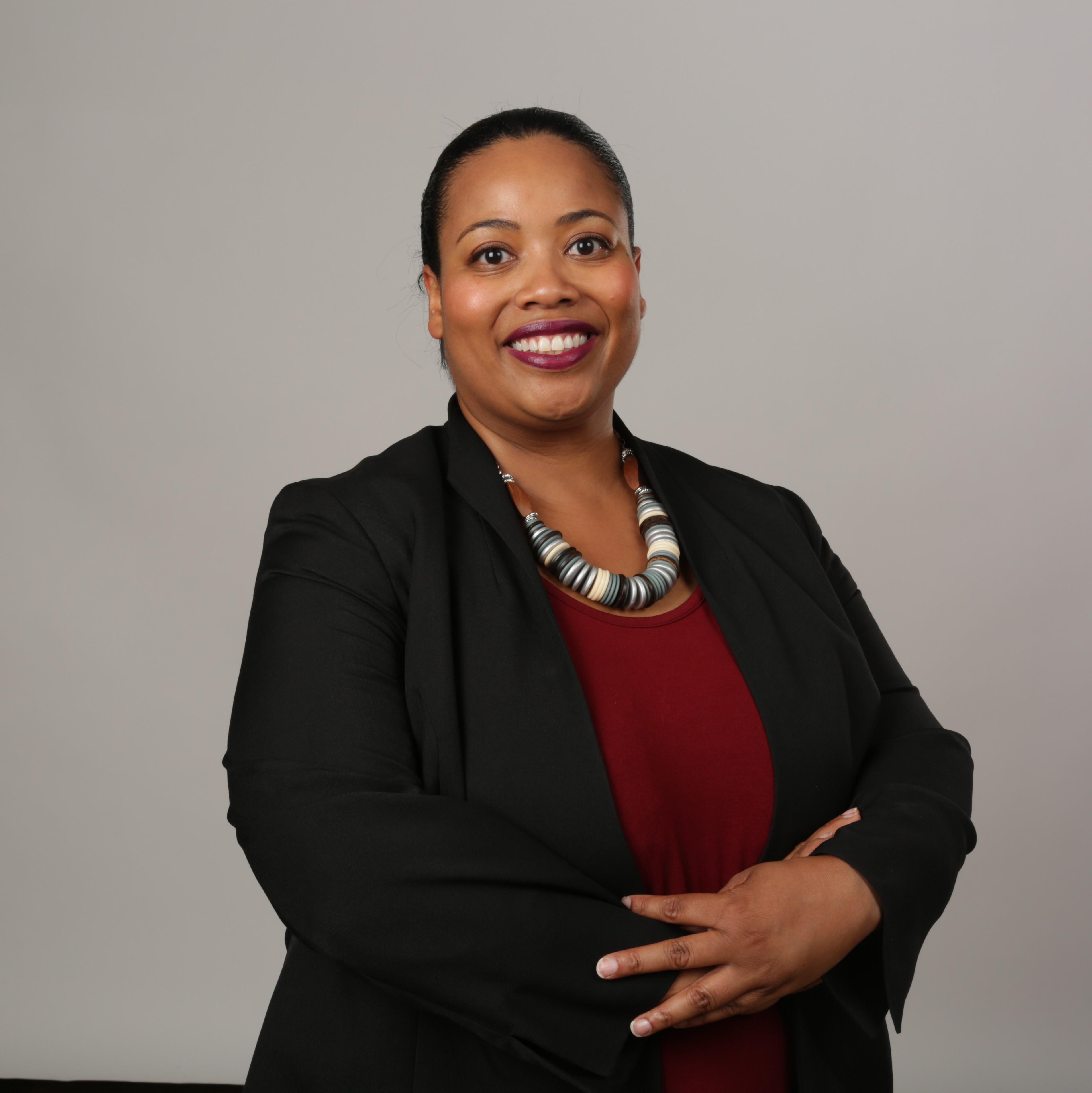Nakia Parker : Research Associate